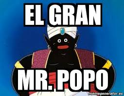 Popo Meme - meme personalizado el gran mr popo 2974795