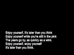 enjoy yourself enjoy yourself louis prima lastminute com advert youtube