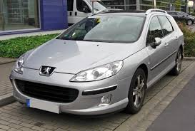 used peugeot 407 file peugeot 407 sw 20090620 front jpg wikimedia commons