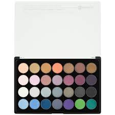 what are warm neutral colors 28 color neutral matte eyeshadow palette bh cosmetics