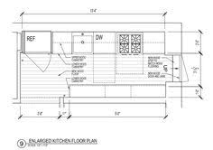kitchen layout long narrow narrow kitchen floor plans decr dd0e396a5d68