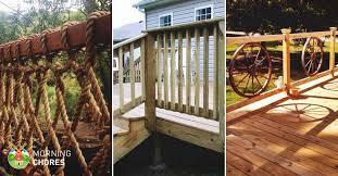 Ideas For Deck Handrail Designs Deck Railing Design Ideas Diy Deck Railings Designs Fixs Project