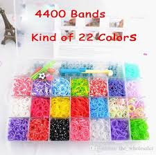 kit bracelet rainbow images 2018 factory price rainbow loom bands kit diy colorful bands jpg