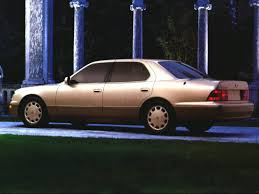 lexus manufacturer warranty 1997 lexus ls 400 overview cars com