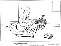 mother coloring pages