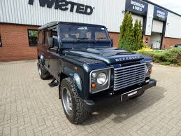 land rover defender 2015 2015 land rover defender twisted 110 xs station wagon