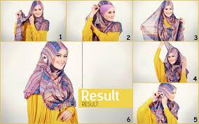 tutorial hijab turban ala april jasmine tutorial hijab segi empat april jasmin tutorial hijab paling