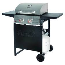 Backyard Pro Grill by Backyard Grill Dual Gas Charcoal Grill Walmart Com