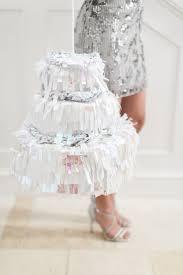 wedding cake pinata diy wedding cake pinata it girl weddings