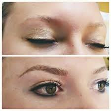 How To Fill Eyebrows Eyebrow Microblading Feathertouch How To Fill In Brows Best Semi