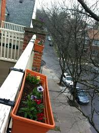 balcony planter box balcony garden balcony planter boxes for
