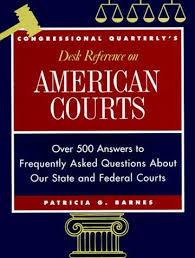 Desk Reference System by 9781568024356 Cq U0027s Desk Reference On American Courts Over 500