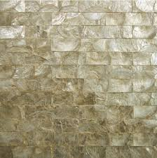 Pearl Tile Backsplash by Gold Mother Of Pearl Tile Backsplash Sea Shell Mosaic Wall Pattern