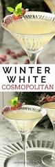 cosmo martini recipe winter white cosmopolitan white cranberry juice cranberry juice
