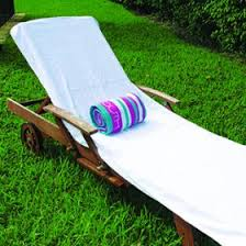 Lounge Chair Slipcover Lounge Chair Covers Outdoor Patio Chaise Lounge Cover Com Terry