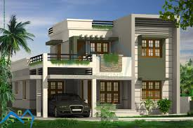 modern house plans with photos in kerala u2013 modern house