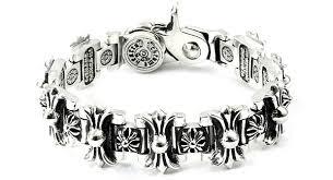 heart links bracelet images Ams la rakuten global market chrome hearts chrome hearts jpg