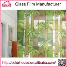 Decorative Window Film Stained Glass Guangzhou Color House Decoration Materials Co Ltd Glass