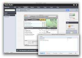 filemaker templates theme studio version 3