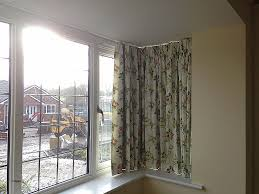 How To Hang Curtains On A Bay Window Window Curtain Luxury Hanging Curtains On A Bay Window How To Put