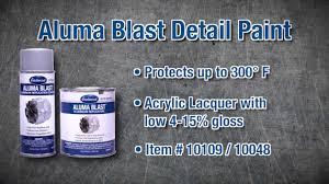 alumi blast aluma blast paint from eastwood