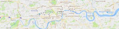 London Airports Map Air Olympia London