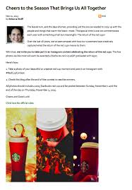 starbuck black friday deals black friday marketing campaign strategies search engine journal
