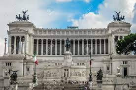 wedding cake building rome the wedding cake victor emmanuel ii monument rome italy stock
