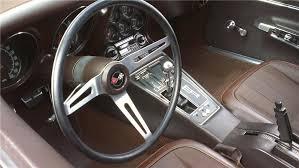 1968 corvette interior 1968 chevrolet corvette 2 door coupe 174642