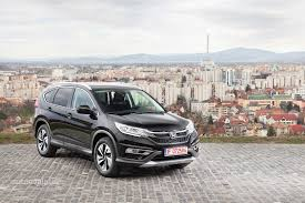 2015 honda cr v review autoevolution