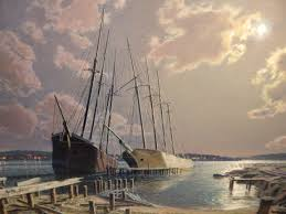world renowned artist john stobart comes to cape cod cape cod