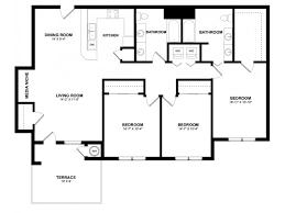three bedroom flat floor plan 1 3 bed apartments bela rosa apartment homes