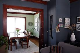 Dining Room Trim Ideas The Green Dining Room Home Design Ideas