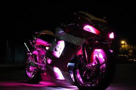 white led motorcycle light kit sport bike led light kit multi color led engine kit lite the