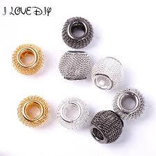 spacer earrings aliexpress buy 20pcs lot metal silver basketball