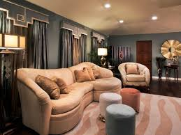 livingroom decorating ideas 8 pink decorating ideas for living rooms hgtv