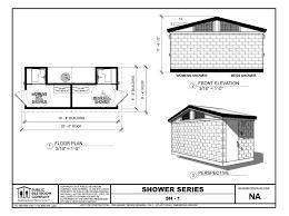 prefabricated public showers for public restrooms public