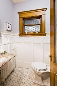 wainscoting bathroom ideas rehab addict hgtv