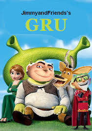 Shrek 3 Blind Mice Gru Shrek The Parody Wiki Fandom Powered By Wikia