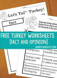 let s talk turkey with these free thanksgiving worksheets
