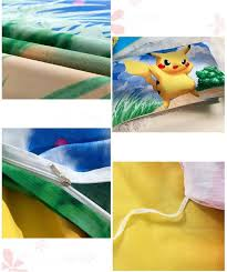 Pikachu Comforter Set Pikachu Limited Edition Bed Set Collection Varietyonex