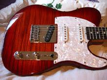 xhefri u0027s guitars 1996 anniversary deluxe tele customs