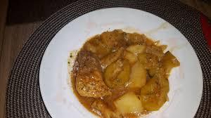cuisiner une rouelle de porc rouelle de porc recettes cookeo