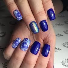 65 blue nail art ideas blue nails nail art blue and nail trends