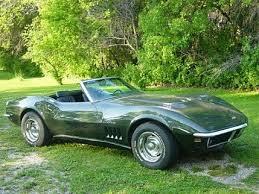 1969 corvette convertible 1969 chevrolet corvette classics for sale classics on autotrader