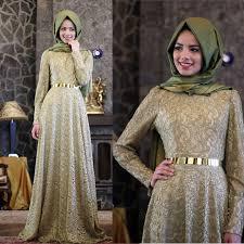aliexpress com buy green lace muslim evening dresses floor