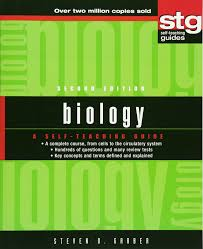 biology a self teaching guide wiley self teaching guides
