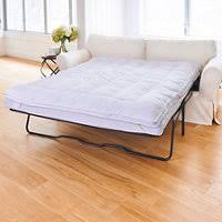 Sleeper Sofa Queen by Sleeper Sofa Mattress Toppers Improvements Catalog