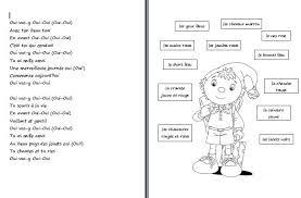 free spanish body parts worksheet