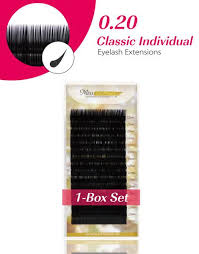 professional eyelash extension misslamode eyelashes extension kit professional 0 20mm d curl